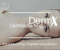 Dermaplaning Facial Treatments