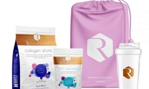 Rejuvenated and The Pink Ribbon Foundation
