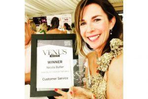 Customer Service Award Winner