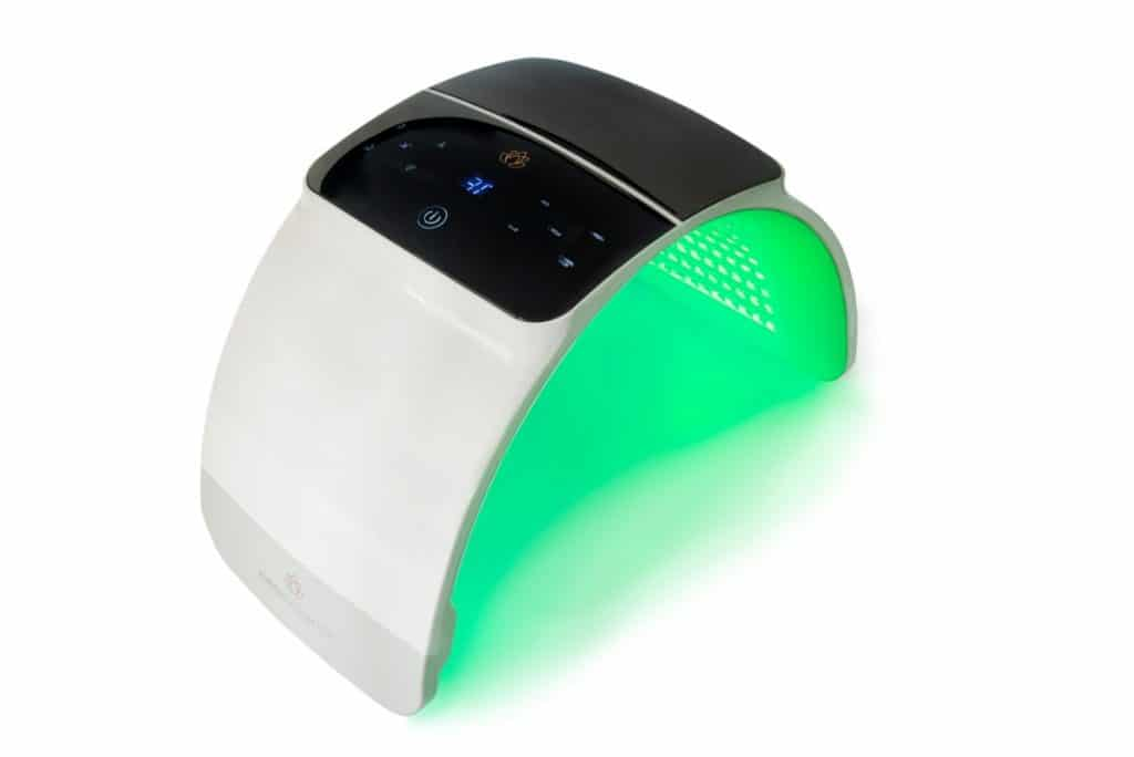 LED Light Therapy Hyperpigmentation