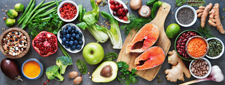how to detox your skin with food
