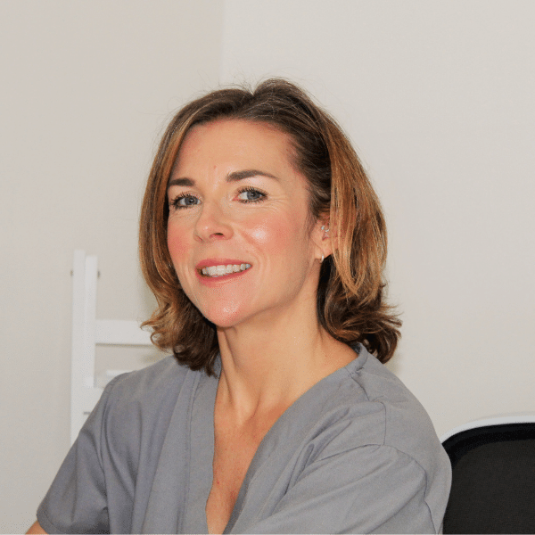 Nikki Butler at her skin clinic in Alton, Hampshire